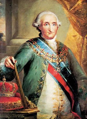 Charles IV of Spain Portrait of Charles IV of Spain Vicente Lopez y Portana