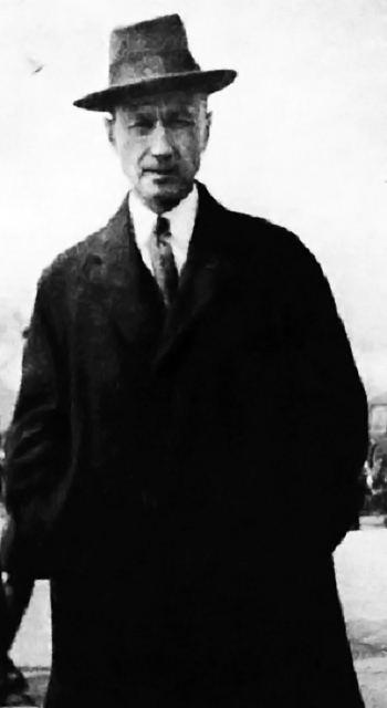 Charles Ives Charles Ives Wikipedia the free encyclopedia