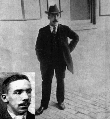 Charles Joughin HistoriasInsolitascom J Joughin Panadero del titanic