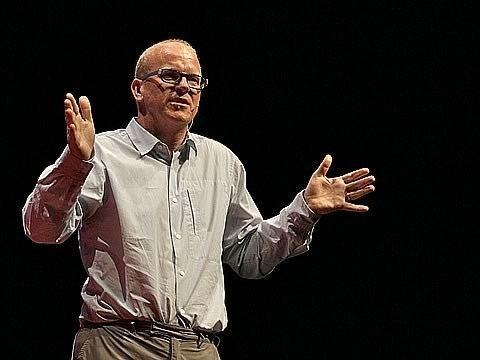 Charles Leadbeater Charles Leadbeater The era of open innovation TED Talk
