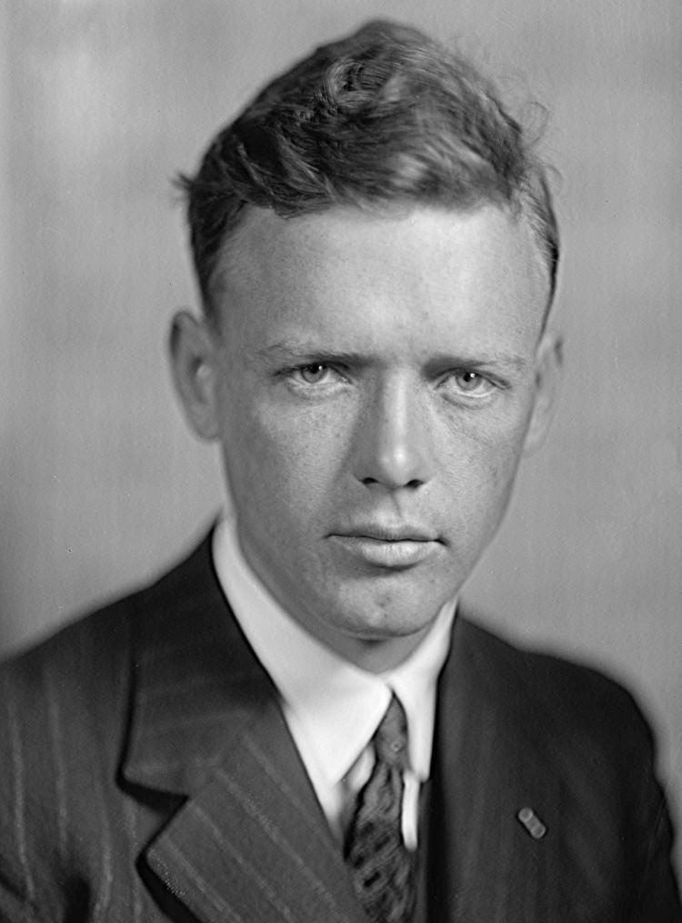 Charles Lindbergh Charles Lindbergh Wikipedia the free encyclopedia