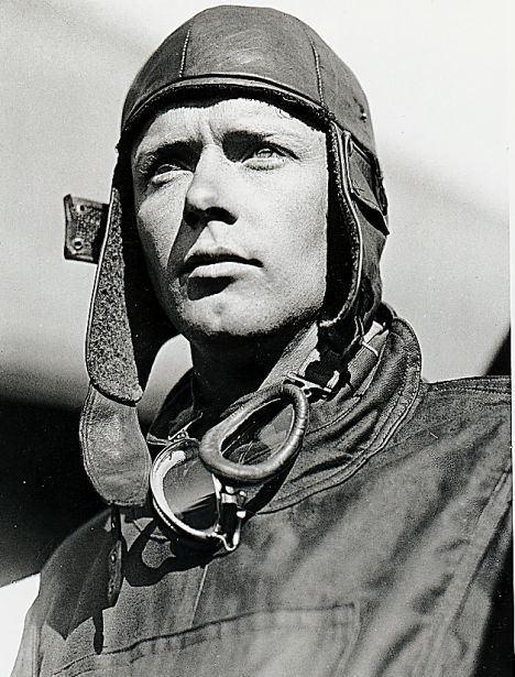 Charles Lindbergh The Flying Frankenstein Aviator Charles Lindbergh was