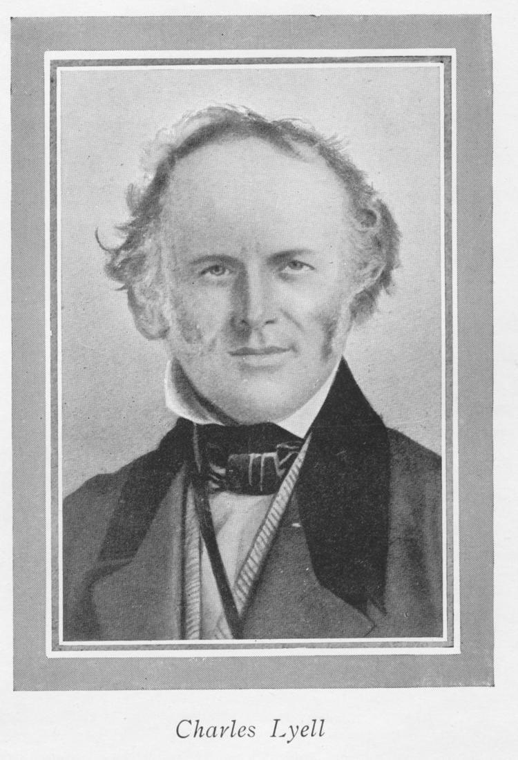 Charles Lyell Charles Lyell Simple English Wikipedia the free encyclopedia