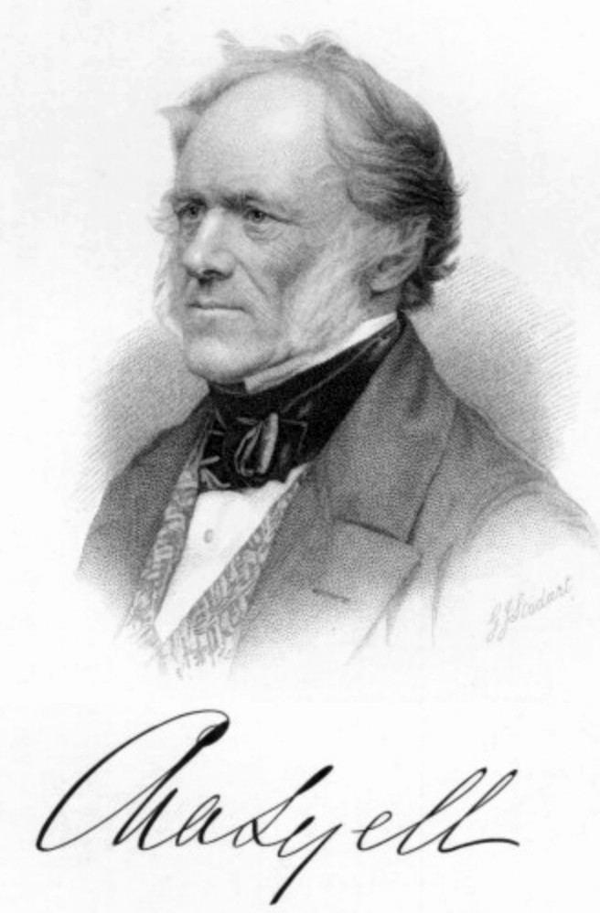 Charles Lyell Charles Lyell Wikipedia