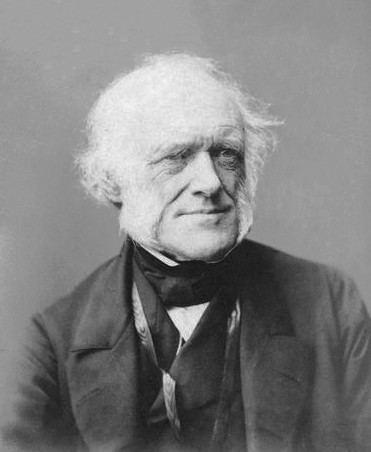 Charles Lyell Charles Lyell Wikipedia the free encyclopedia