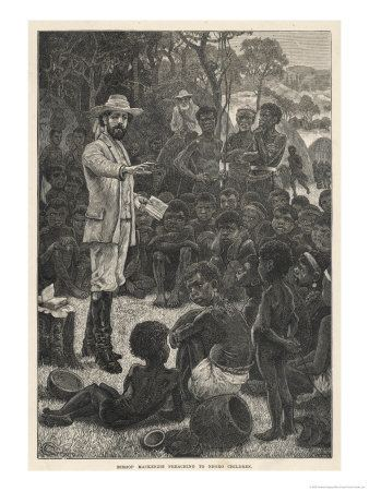 Charles Mackenzie (bishop) Charles Mackenzie Bishop and Missionary in Central Africa 1862