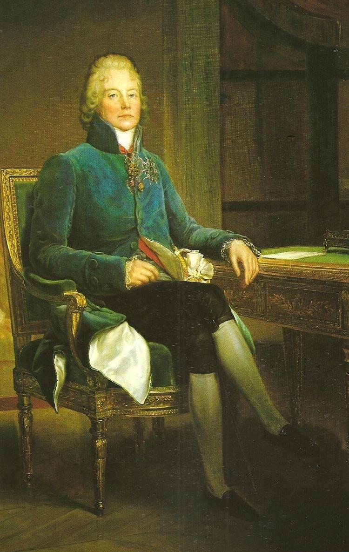 Charles Maurice de Talleyrand-Périgord Charles Maurice de TalleyrandPrigord 1754 1838 Genealogy