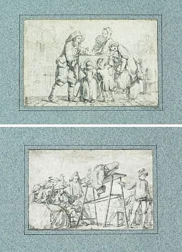 Charles-Nicolas Cochin CharlesNicolas Cochin Works on Sale at Auction