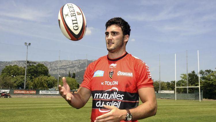 Charles Ollivon Charles Ollivon Fiche Joueur Rugby Rugbyrama