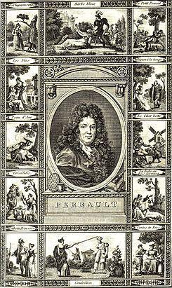 Charles Perrault Charles Perrault Wikipedia