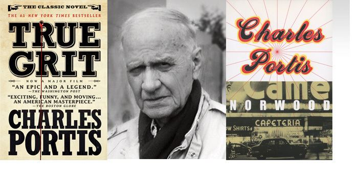 Charles Portis Charles Portis Overlook Press
