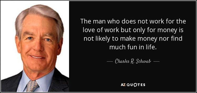 Charles R. Schwab TOP 25 QUOTES BY CHARLES R SCHWAB AZ Quotes