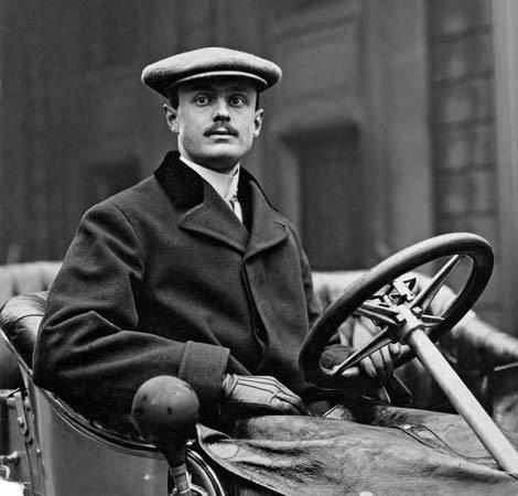 Charles Rolls Charles Stewart Rolls British automobile manufacturer