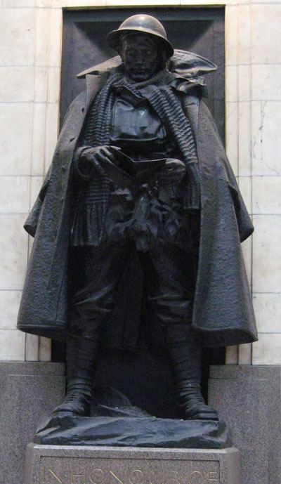 Charles Sargeant Jagger Charles Sargeant Jagger London Historians Blog