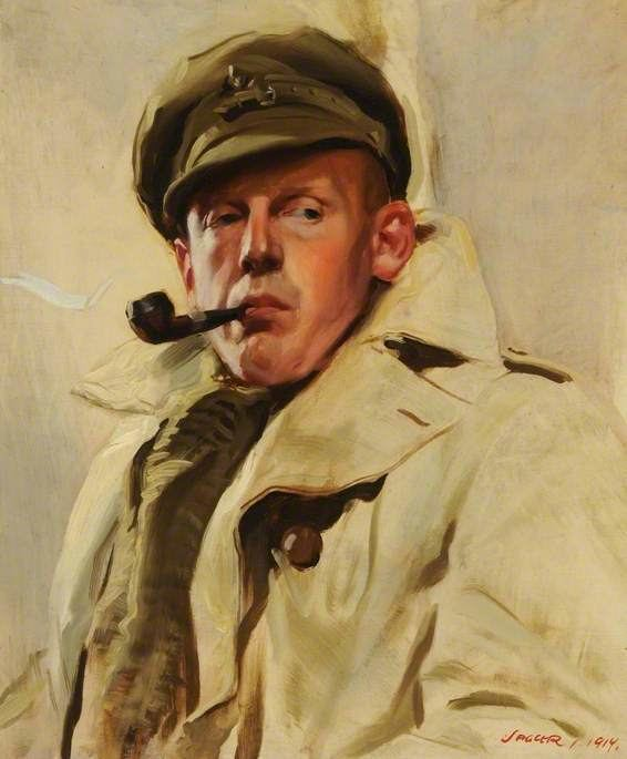 Charles Sargeant Jagger Charles Sargeant Jagger 18851934 by David Jagger Charles served