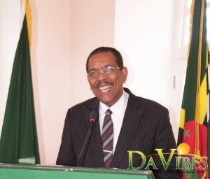 Charles Savarin President Savarin assumes Office Dominica Vibes News
