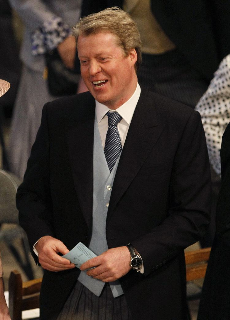 Charles Spencer, 9th Earl Spencer GreatUncle Charles Spencer 9th Earl Spencer How Is