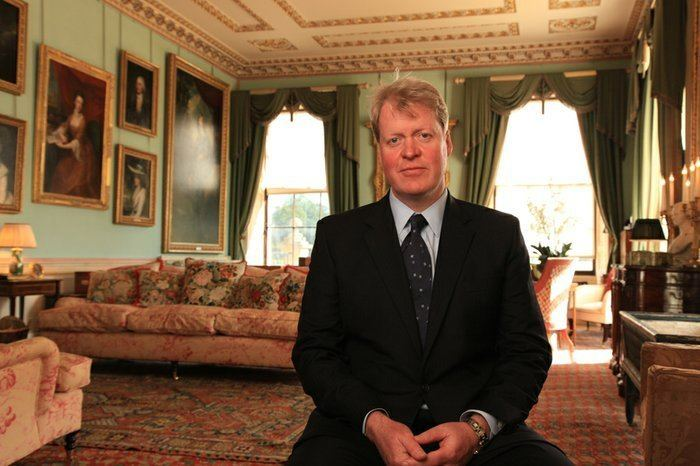 Charles Spencer, 9th Earl Spencer Secrets Of Althorp The Spencers KPBS