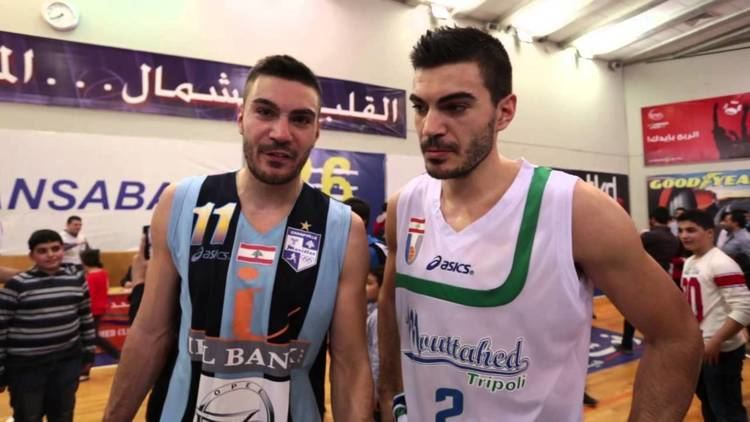 Charles Tabet Charles and Philip Tabet post game interview MoutahedChampville 23