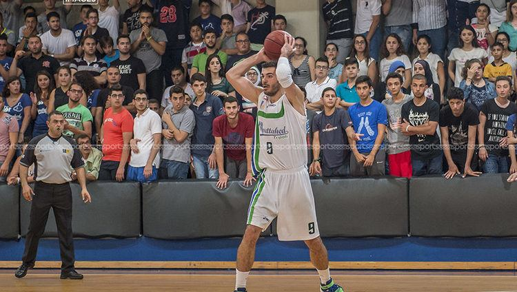Charles Tabet Charles Tabet joins Mouttahed for next season Sports961 Sports 961