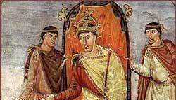 Charles the Bald Charles the Bald Crowned Holy Roman Emperor Shawn Thomas Norris