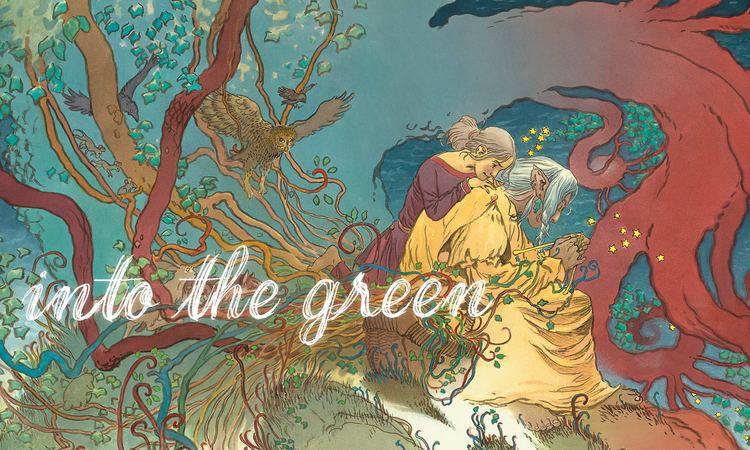 Charles Vess Into the Green The Art of Charles Vess William King Museum of Art