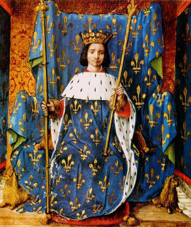 Charles VI of France Historys Nutcases Charles VI