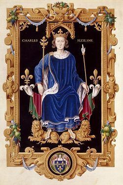 Charles VI of France Charles VI of France New World Encyclopedia