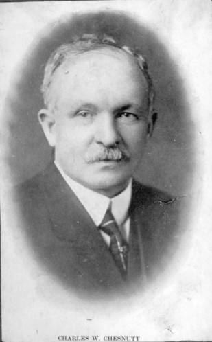 Charles W. Chesnutt Cleveland Restoration Society