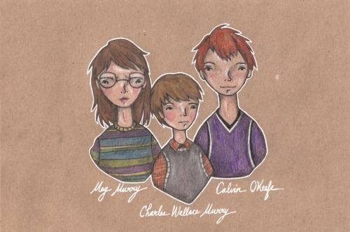 Charles Wallace Murry Calvin The Real Me
