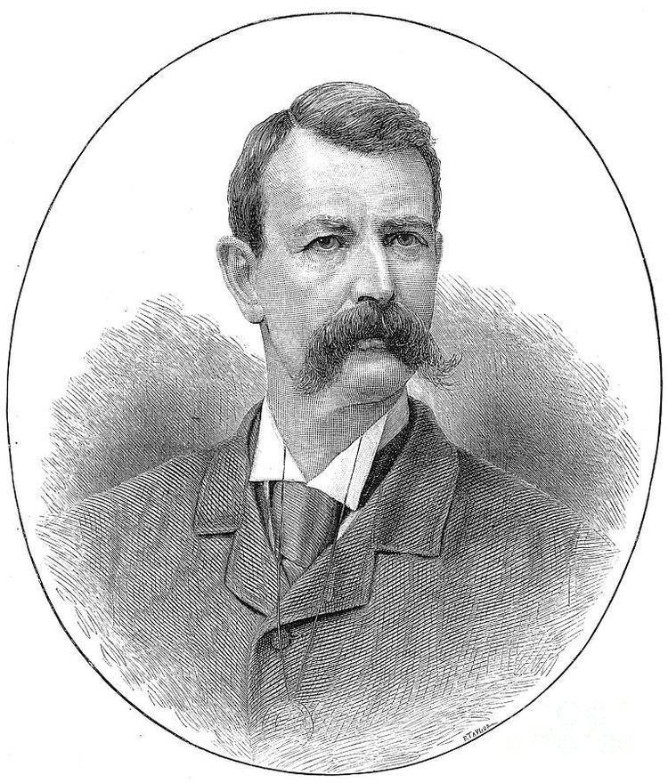 Charles Warren Sir Charles Warren by Granger