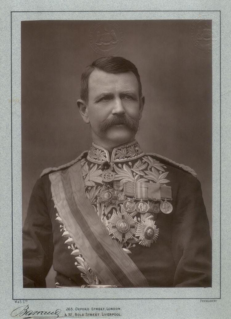 Charles Warren Soldiers of the Queen Sir Charles Warren