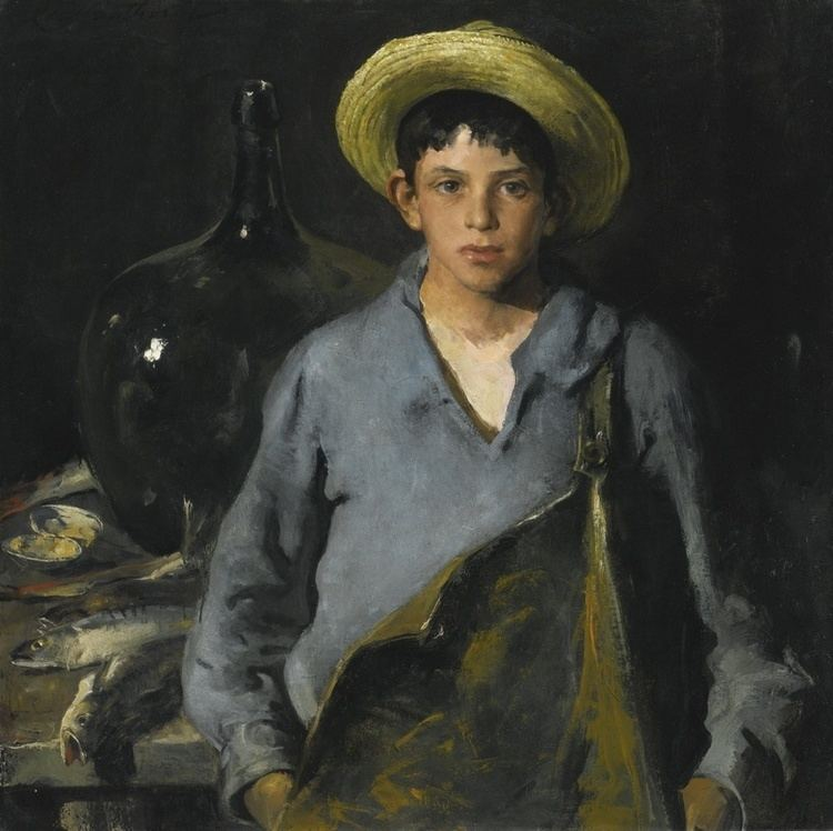 Portuguese Fisherboy