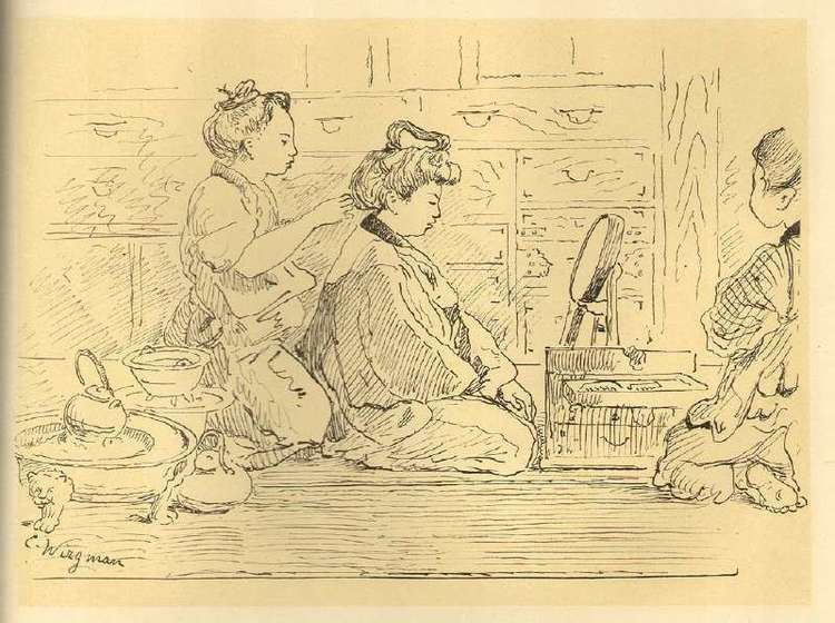 Charles Wirgman A Sketch Book of Japan Charles Wirgman c1884