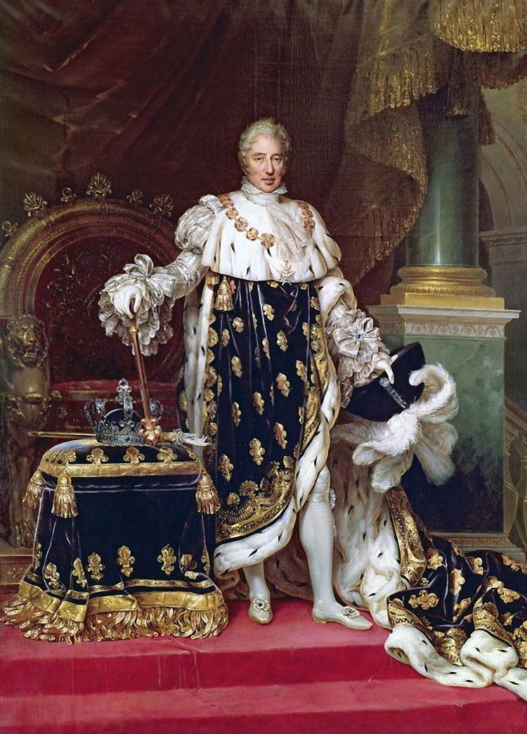 Charles X of France Charles X of France Wikipedia the free encyclopedia
