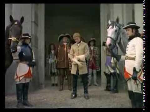 Charles XII (film) Charles XII in Saxony YouTube