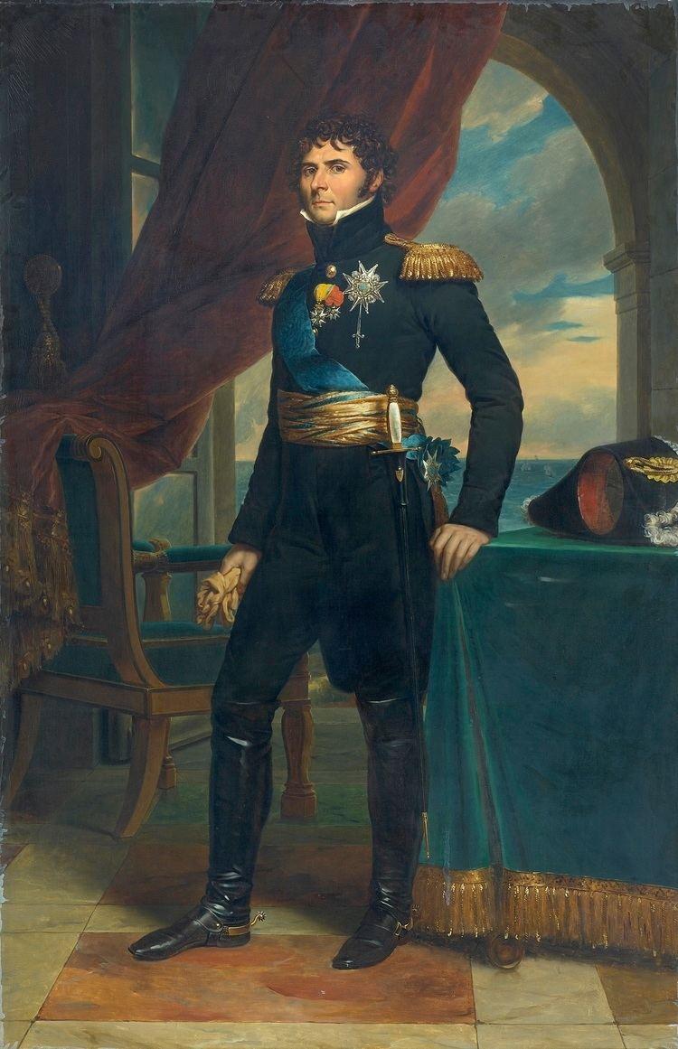Charles XIV John of Sweden Charles XIV John of Sweden Wikipedia the free encyclopedia