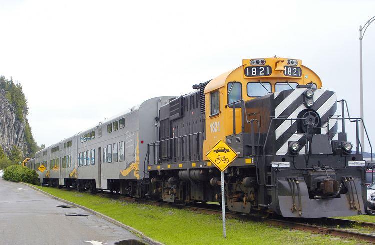 Charlevoix tourist train charlevoixquebec Visit the Charlevoix Region of Quebec