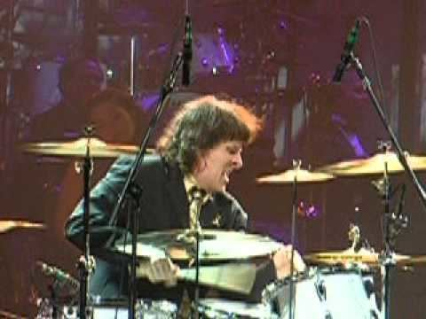 Charlie Adams (drummer) Charlie Adams drum solo Yanni Live Concert in Buffalo New York Jan