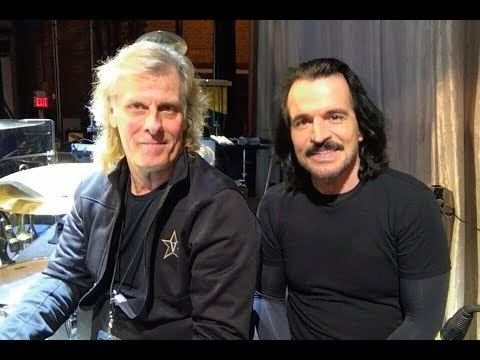 Charlie Adams (drummer) Yanni Master Class with Charlie Adams on the drums YouTube