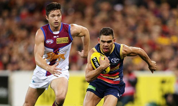 Charlie Cameron (footballer, born 1994) Muscledup Crow set for more midfield minutes AFLcomau