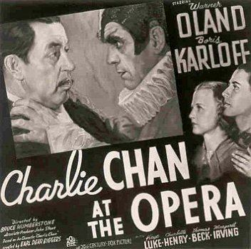 Charlie Chan at the Opera Apocalypse Later Charlie Chan at the Opera 1936