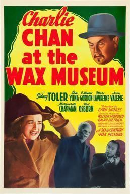 Charlie Chan at the Wax Museum Charlie Chan at the Wax Museum Wikipedia