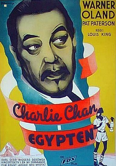 Charlie Chan in Egypt Gallery Charlie Chan in Egypt