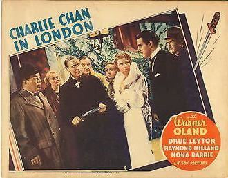 Charlie Chan in London Charlie Chan in London 1934