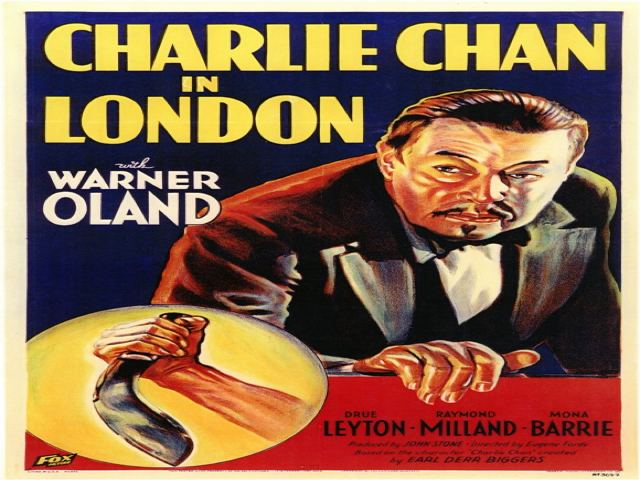 Charlie Chan in London Charlie Chan in London 1934 RetroVision Media