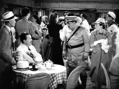 Charlie Chan in Panama movie scenes Charlie Chan in Panama Sidney Toler 1940