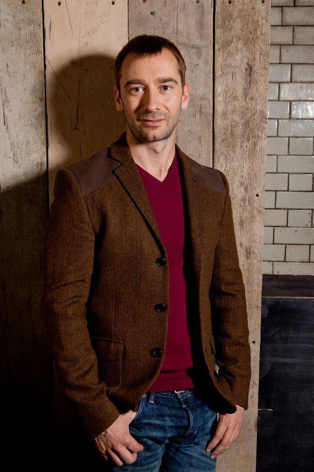 Charlie Condou Corrie39s Charlie Condue on the trials and challenges of