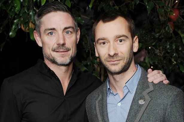 Charlie Condou Coronation Street39s gay star Charlie Condou happy to