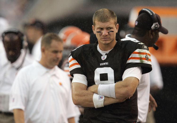 Charlie Frye All of the Cleveland Browns terrible quarterbacks ranked from bad